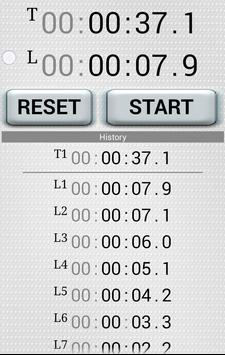 "Stopwatch - ""HakaRun"" screenshot 5"