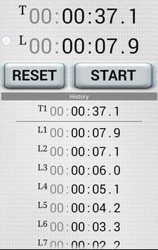 "Stopwatch - ""HakaRun"" screenshot 3"