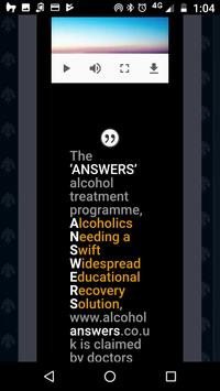 Alcohol Answers apk screenshot