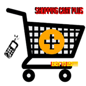 Shopping Cart Plus icon