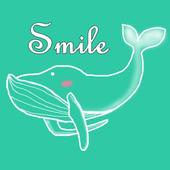 鯨魚微笑了 icon