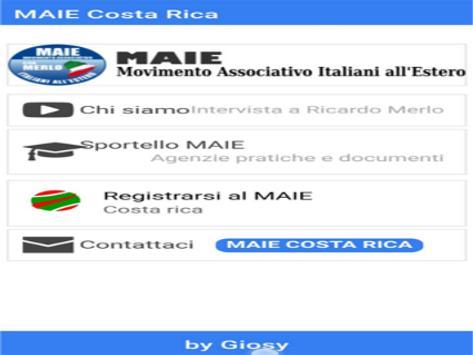 Sportello Maie Costa Rica screenshot 3
