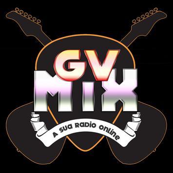 Rádio GV Mix 1.5 poster