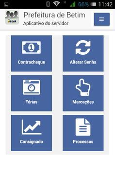 Servidor de Betim apk screenshot