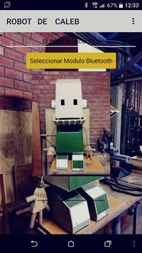Robot de Caleb screenshot 1