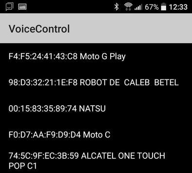 Robot de Caleb screenshot 2