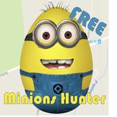 Minions Hunter FREE icon