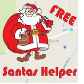 Santa's Helper - GPS packet hunter FREE icon