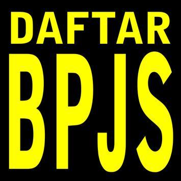 Shortcut DAFTAR BPJS poster