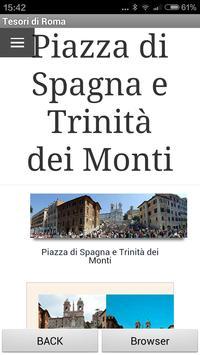 20 Tesori di Roma apk screenshot