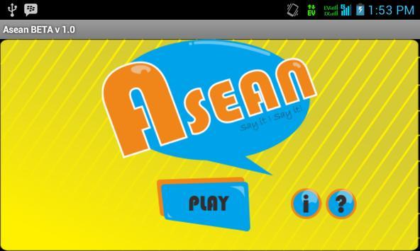 ASEAN poster