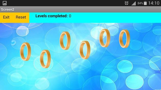Bubble Rings Six screenshot 1