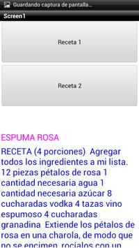 Gualberto-Receta apk screenshot