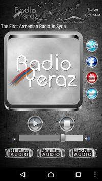 Radio Yeraz Player apk screenshot