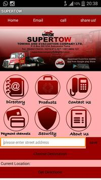 SuperTow poster