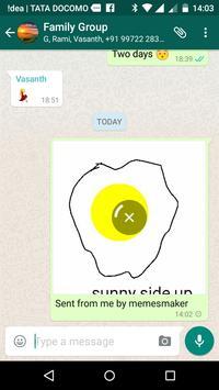 MemesMaker apk screenshot