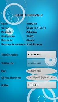 Titpetit apk screenshot