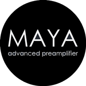 MAYA advanced preamplifier icon