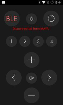 MAYA advanced preamplifier screenshot 2