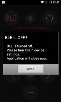 MAYA advanced preamplifier screenshot 4