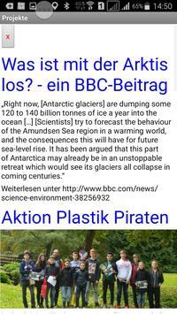 Klimaschutz AG App screenshot 1