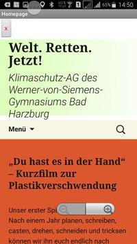 Klimaschutz AG App screenshot 2