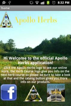 Apollo-Herbs poster