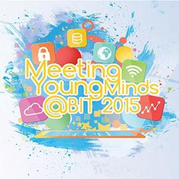 MeetingYoungMinds@BIT 2015 poster
