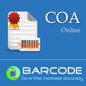 COA Online For Barcode Project icon