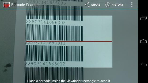 COA Online For Barcode Project screenshot 1