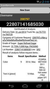 COA Online For Barcode Project screenshot 5