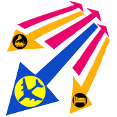 Tiketbox - flight , train , hotel booking icon