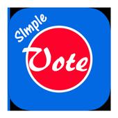 Simple Vote 2016 icon