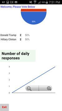 Simple Vote 2016 screenshot 2