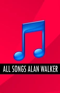 All Songs ALAN WALKER poster
