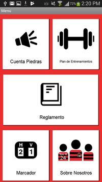 Titanes Jugger Club App poster