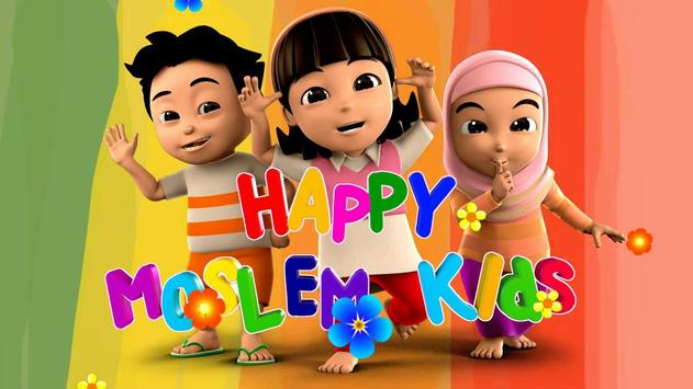 Happy Moslem poster