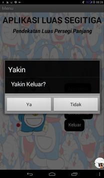 Belajar Luas Segitiga apk screenshot