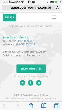 Auto Socorro Online poster