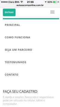 Auto Socorro Online screenshot 1