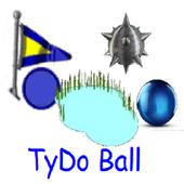 TyDo Ball to hole icon