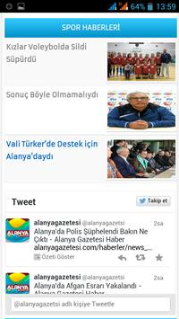 Alanya Newspaper apk screenshot