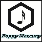 poppy mercury icon
