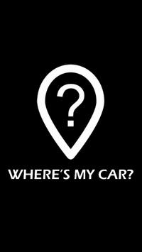 Where's My Car? poster