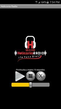 Heliconia Radio poster