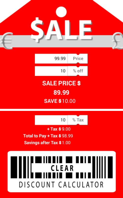 sales discount calculator apk download free shopping app for