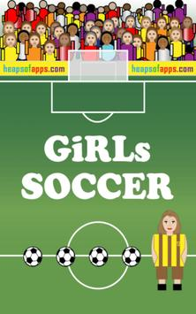 Girls Soccer Footy Flick poster