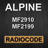 MF2910 Radio Code Decoder