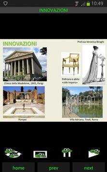 Storia dell'arte: Neoclassicismo screenshot 2