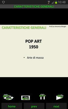 Storia dell'arte: Pop Art screenshot 1
